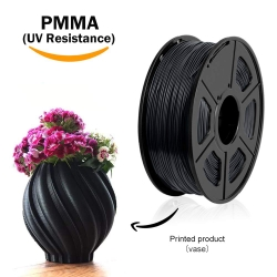 PMMA  3D Filament - UV...