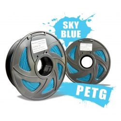 Sky Blue Marvle3D PETG...