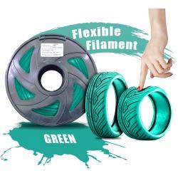 Green Flexible (TPU) 3D...