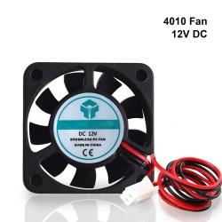 12V 4010 2 Pin 40x40x10mm...