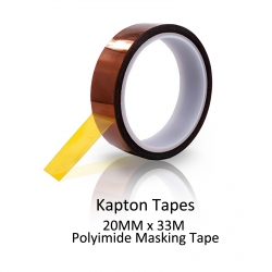20MM x 33M Tape - Polyimide...