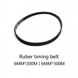 GT2-rubber timing belt for...